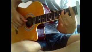 Về đi em-Guitar cover DC