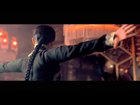 The Grandmaster - trailer italiano