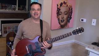 Gibson Melody Maker Review and History by Ivan Katz