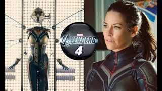Avengers Ant Man and the Wasp villain LEAKED plus Avengers 4 reveal
