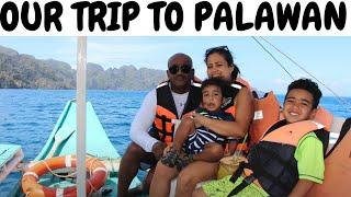MY TRIP TO CORON PALAWAN