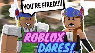 ROBLOX DARES!!!!!!! PARTE 2 (HyperCookiie)