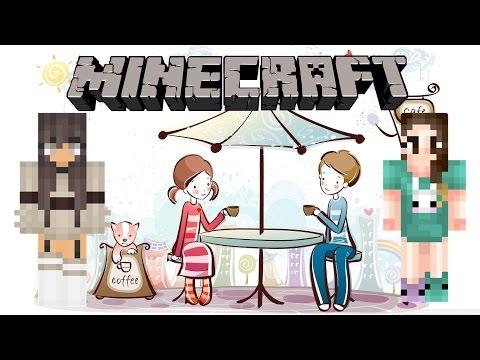 """""""CAFE CINTA"""" Minecraft Fun Build Indonesia #12"""