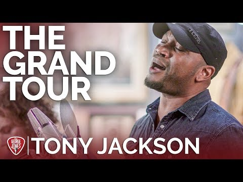 Tony Jackson - The Grand Tour (Acoustic Cover) // The George Jones Sessions mp3