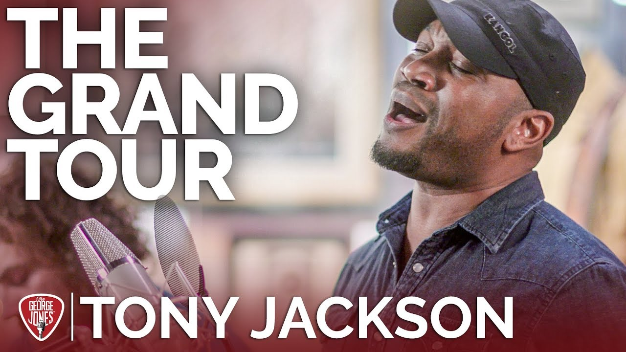 Tony Jackson — The Grand Tour (Acoustic Cover) // The George Jones Sessions