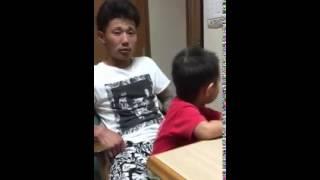 Japan : Bé 3 tuổi của Nhật Bản cãi mẹ và cãi bố