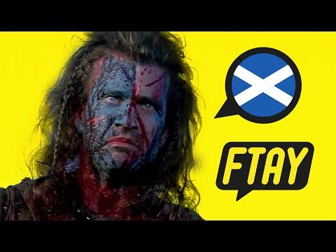 Scottish Accents in Film & Television