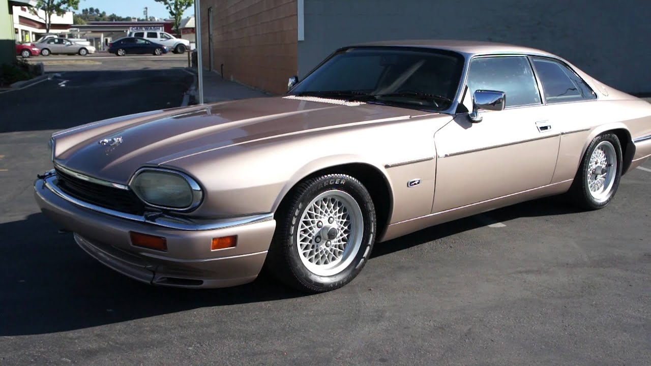 Jaguar Xjs V12 >> 1994 Jaguar XJS CHEAP! Clean - YouTube