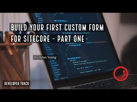 Building a Custom form with Sitecore MVC