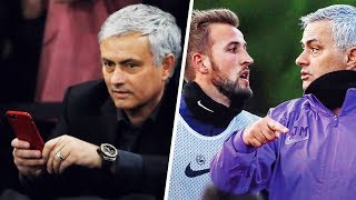 the-text-mourinho-sent-to-kane-after-he-was-named-tottenham-s-manager