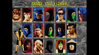 Mortal Kombat 2 Unlimited - Scorpion Playthrough