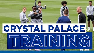Training | Leicester City vs. Crystal Palace | 2019/20