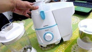 Havells Rigo Juicer Mixer Grinder Unboxing & Review, Havells rigo II 500-Watt