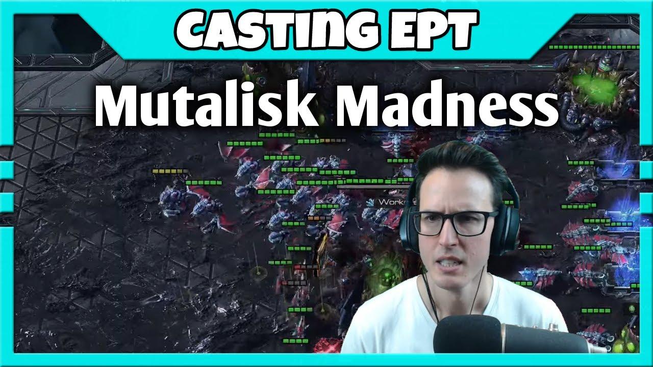 One-Base Muta Madness ZvZ - Bly vs Jimrising | Casting EPT #25