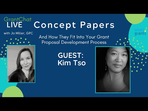 Concept Papers & How They Fit into Your Grant Proposal Development Process