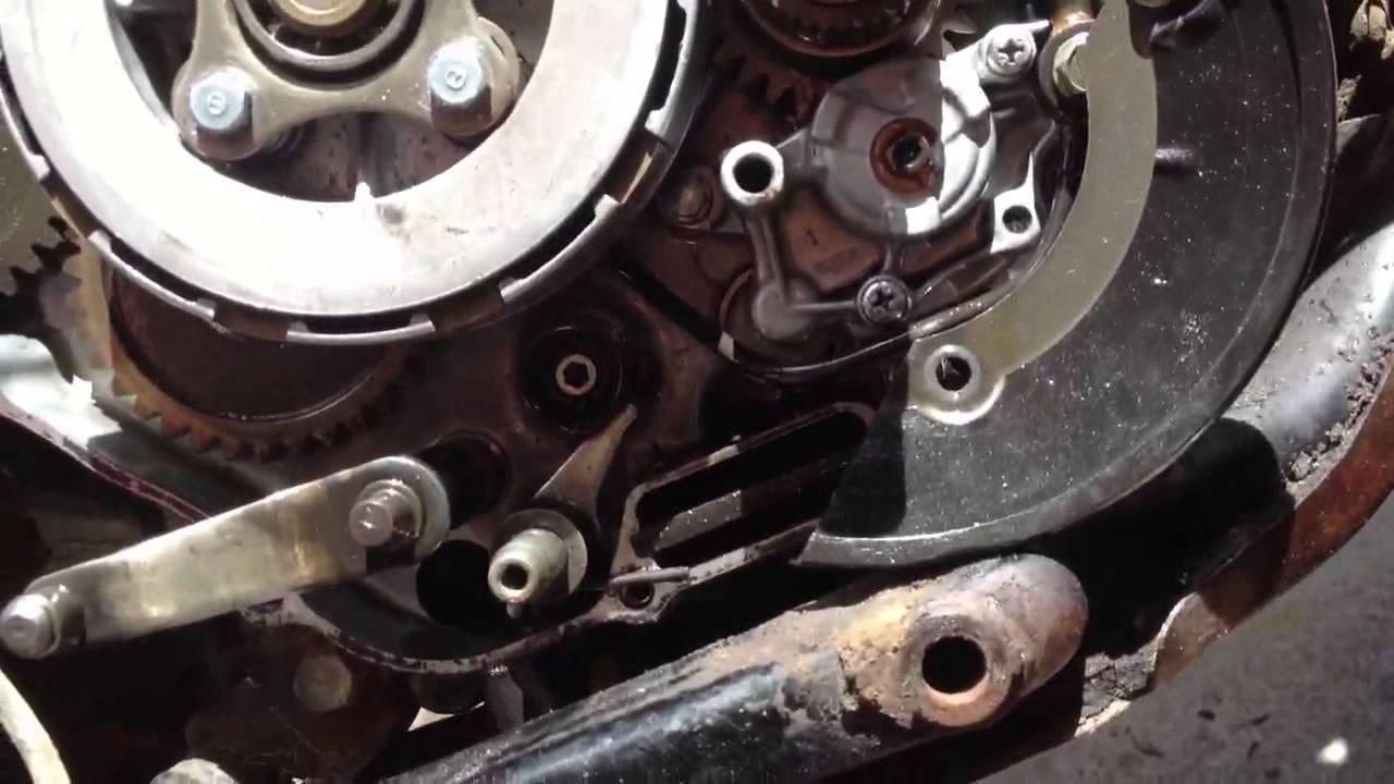 Honda Big Red 250 Rebuild Part 2 Youtube Atv Engine Diagram