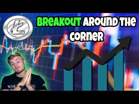 LITECOIN BREAKOUT AROUND THE CORNER!!! Coinbase To Add 5 New Altcoins!