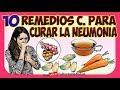 10 Remedios para Curar la Neumonia | Remedios Caseros para la Neumonia🍵