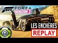 Le roi des enchères ? ON INVESTIT TOUS NOS CR ! - Forza Horizon 3 FR - Replay du 26.09.16