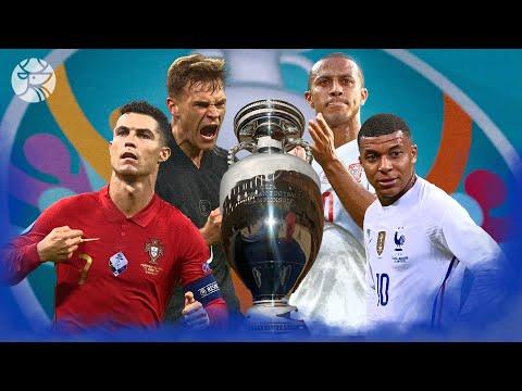 Definidos los octavos de final de la Euro 2020 | Los Pleyers