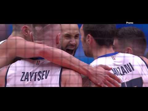 Mondiali 2018: promo Italia-Serbia | Final Six |