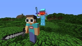 Minecraft Speedrunner VS Hunter