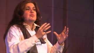 Gestión del optimismo: María del Carmen Abraham at TEDxUTN