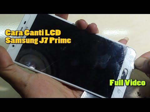 Cara Ganti LCD Samsung J7 Prime || Samsung G610F LCD Repair