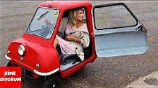 Dünyanın En Küçük 11 Otomobili