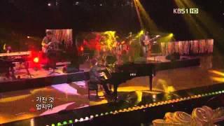 살다보면,피아노,아름다운 사람-권진원 밴드 열린음악회 120513