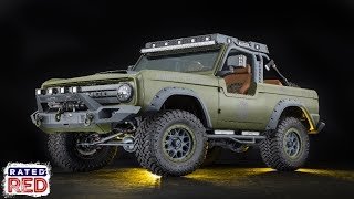 "1969 Ford Bronco ""Urban Madness"" by RMD Garage 