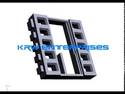 KRW Enterprises Kitt plastic 3/4 Season voicebox bezel CAD prototyping