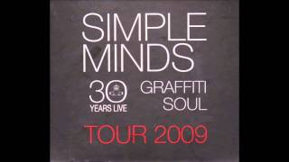 Simple Minds - East At Easter (Live In Italy 2009)