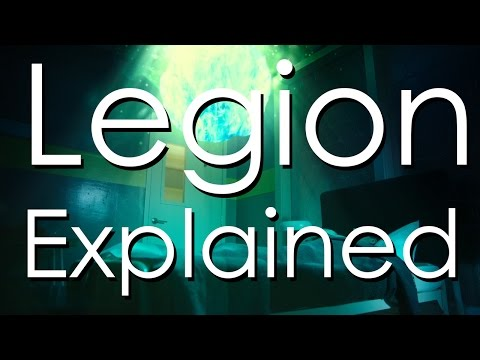 Legion Season 1 Episode 6: Discussion & Breakdown - Everything You Missed and Hidden Easter Eggs!