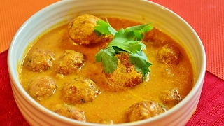 Chena Kofta Curry - By Easy Cooking