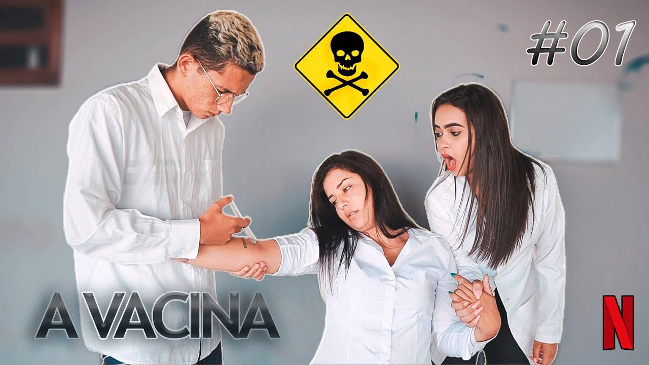 EM BUSCA DA CURA - EPISÓDIO #01 ( Nathanflix ) - A VACINA -