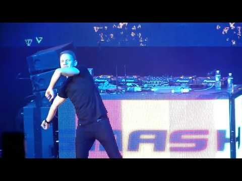 DJ SMASH-live / Full Concert - Vilnius 2016