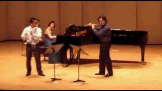 Andante & Rondo for 2 flutes & piano Op, 25 by A.F.Doppler