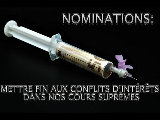 Mettre Fin aux Nominations de l'Exécutif au Conseil Constitutionnel