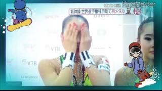 「スポーツ速報」新体操 日本初メダル!世界選手権 団体種目別 リ