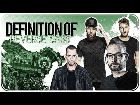 DEFINITION OF REVERSE BASS #1 ➤ with Showtek, Noisecontrollers & The R3bels