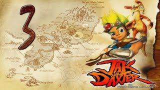 Jak & Daxter 1 - Cap.3 - Selva prohibida
