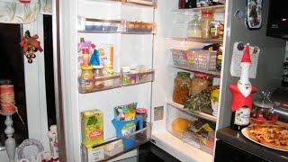 Холодильник/ Генеральная уборка/ Мой универсальный список продуктов для готовки(, 2014-12-12T06:07:15.000Z)
