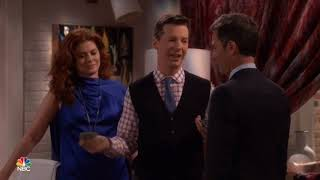 WILL & GRACE 9x02 - WHO'S YOUR DADDY