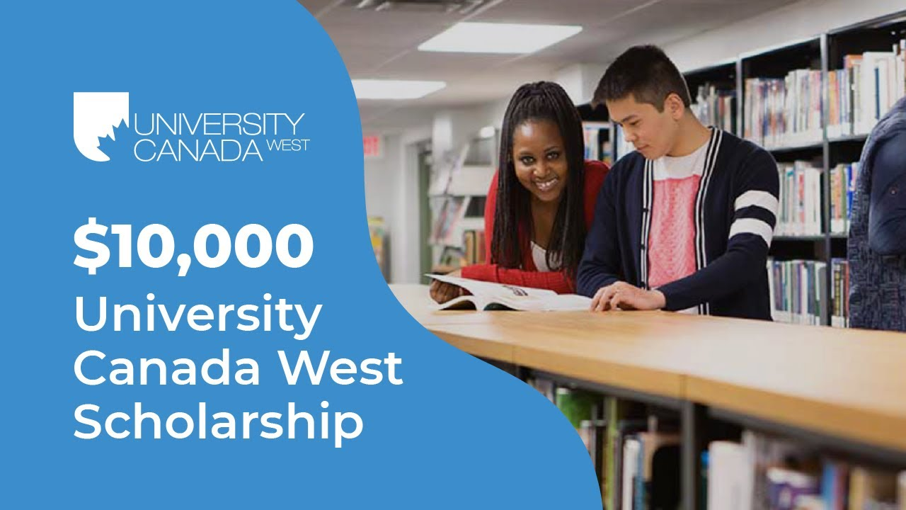 $10,000 ApplyBoard Scholarship with University Canada West - YouTube