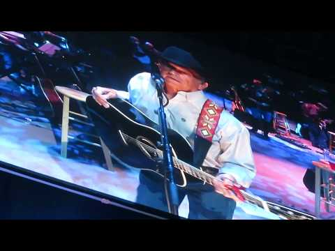 George Strait - God and Country Music/2018/Las Vegas, NV/T-Mobile Arena Mp3
