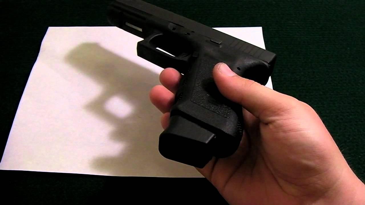Glock 17 Plus 2 Baseplate Upgrade Youtube