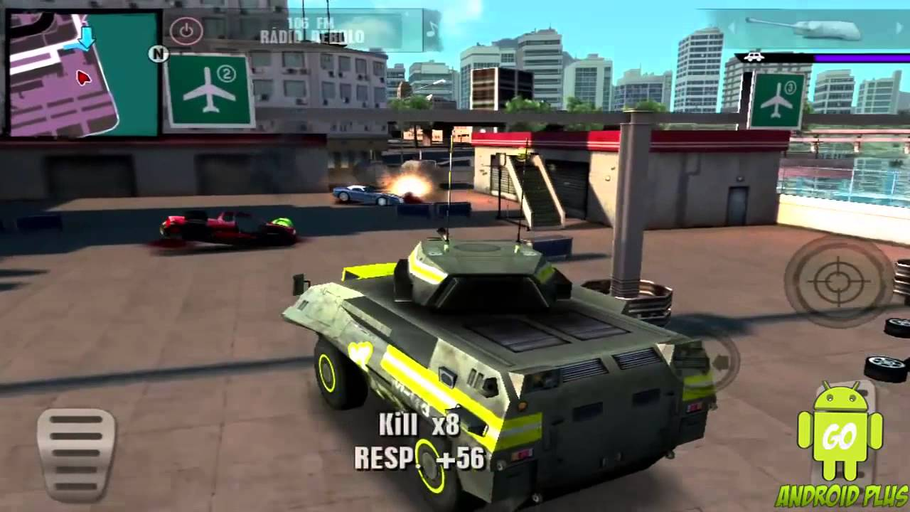 Gangstar Rio City of Saints APK OBB Mod b