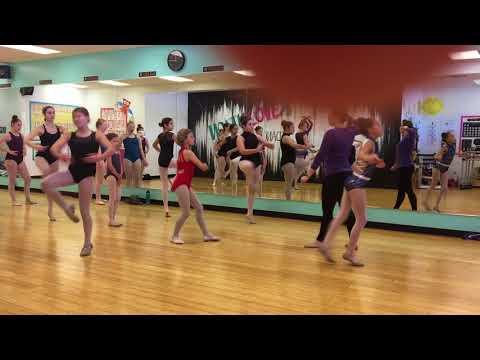 Revolution Ballet Masterclass