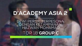 Dewi Persik Terpesona dengan Ketampanan Hazwan Mohamad (D'Academy Asia 2)